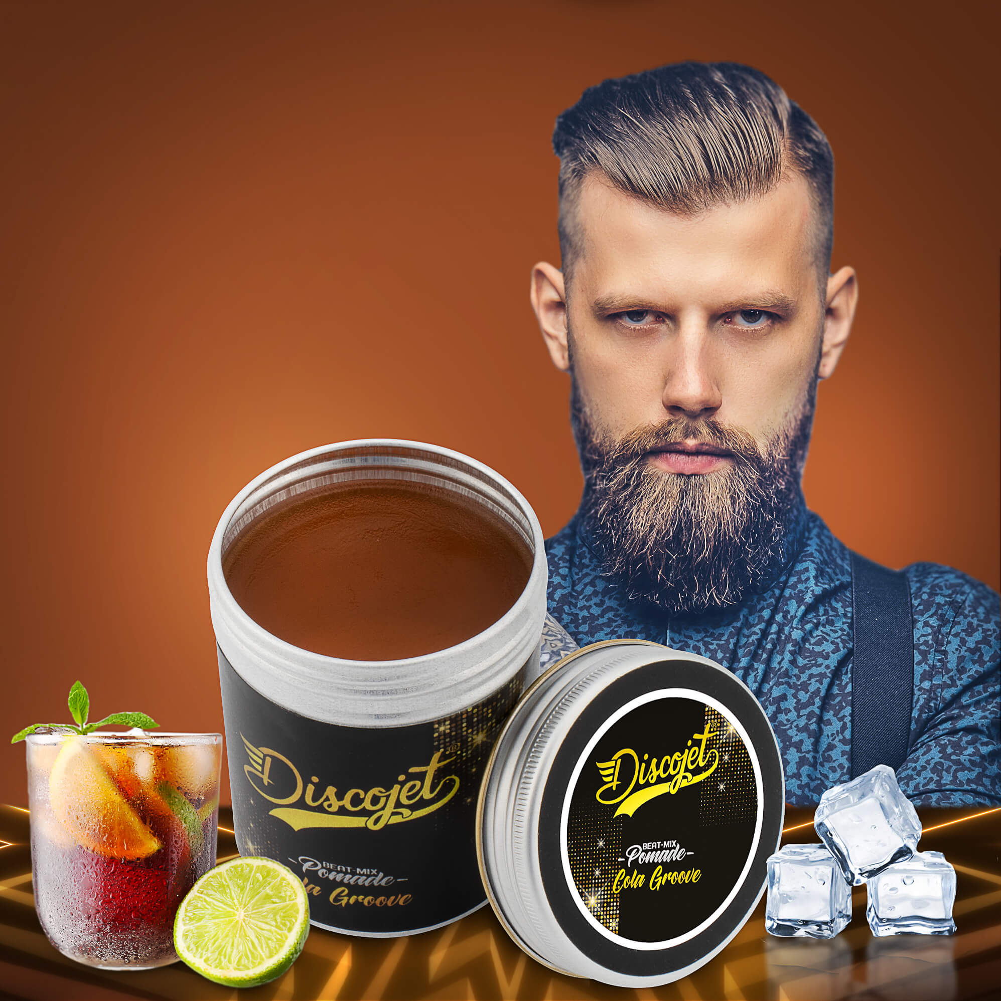 Cola Groove Pomade